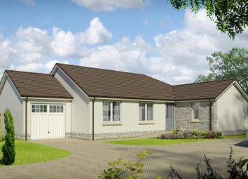 Thumbnail 3 bed bungalow for sale in The Caitrin, Hayfield Brae, G S Brown Construction, Methven