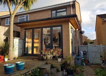 2 bed semi-detached house for sale in Queens Walk, Lyme Regis, Dorset DT7