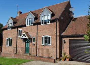Thumbnail 4 bed property for sale in Brook Lane, Moreton Morrell, Warwick