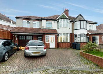 Thumbnail 5 bedroom semi-detached house for sale in Quinton Lane, Quinton, Birmingham, West Midlands