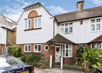 Thumbnail 4 bed semi-detached house for sale in Holmesdale Avenue, East Sheen