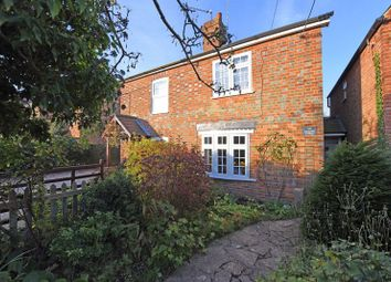 Thumbnail 2 bed semi-detached house for sale in Victoria Road, Mortimer Common, Reading