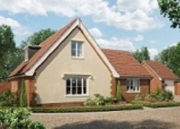 Thumbnail 3 bed detached house for sale in Harvey Lane, Dickleburgh, Diss, Suffolk