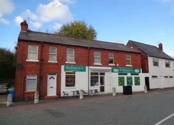 Thumbnail Retail premises for sale in Runcorn, Cheshire