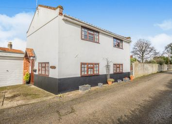 Thumbnail 3 bed detached house for sale in Falcon Lane, Ditchingham, Bungay