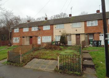 Thumbnail 2 bed terraced house for sale in Llewellyn Walk, Corby