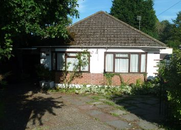 Thumbnail 2 bed detached bungalow for sale in Nutley Close, West Howe, Bournemouth