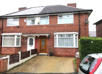 Thumbnail 3 bed semi-detached house for sale in Raycroft Avenue, Blackley, Manchester