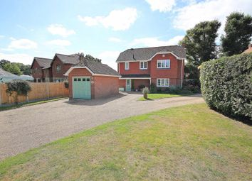 Thumbnail 3 bed detached house for sale in Harborough Hill, West Chiltington, Pulborough