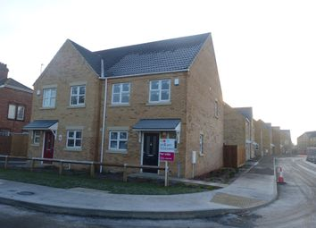 Thumbnail 3 bed semi-detached house for sale in Lerowe Road, Wisbech