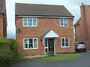 Thumbnail 3 bed detached house to rent in Field Road, Billinghay