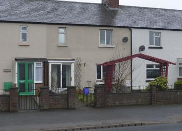 Thumbnail 2 bed terraced house to rent in Shrewsbury Road, Craven Arms