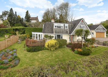 Thumbnail 5 bedroom detached house for sale in New Road, Yealmpton, Devon