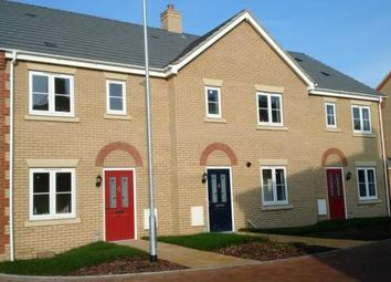 Thumbnail 2 bed end terrace house for sale in Off Richmond Road, Downham Market, Norfolk