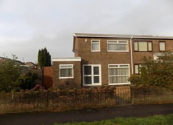 Thumbnail 3 bed semi-detached house for sale in Brooklyn Gardens, Port Talbot, Neath Port Talbot.