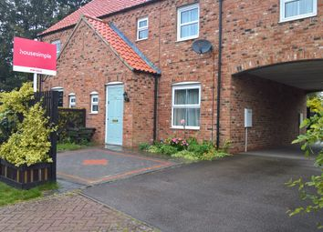 Thumbnail 3 bed semi-detached house for sale in Rectory Lea, Fillingham, Gainsborough