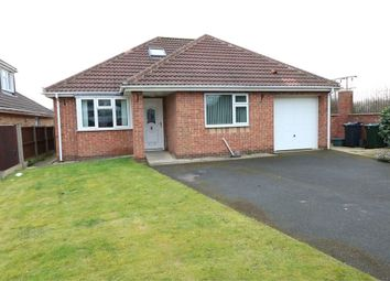 Thumbnail 3 bed detached bungalow to rent in Nascot Close, Bramley, Rotherham, South Yorkshire