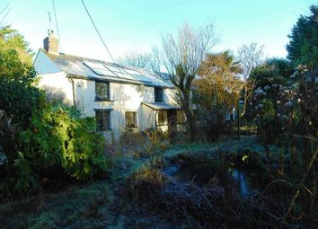 Thumbnail 4 bed detached house for sale in Northlew, Okehampton