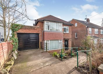 Thumbnail 3 bed detached house for sale in Towers Way, Meanwood, Leeds