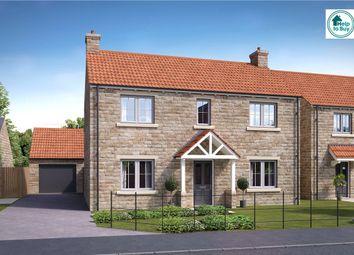 Thumbnail 4 bed detached house for sale in The Chilton (Plot 4), Wallerthwaite, Markington, Near Harrogate, North Yorkshire