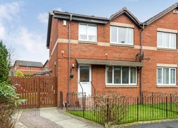Thumbnail 3 bed semi-detached house for sale in Eastbank Drive, Glasgow, Lanarkshire