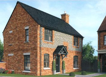 Thumbnail 3 bed detached house for sale in Mundesley Beck, Mundesley, Norwich