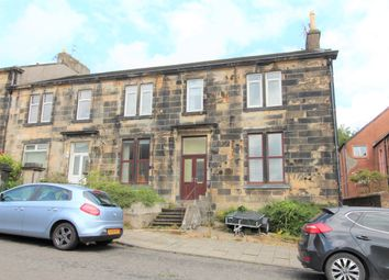 Thumbnail 2 bed flat for sale in Weir Street, Coatbridge