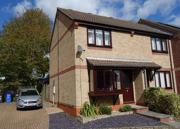 Thumbnail 2 bed semi-detached house for sale in Benslys Drift, Halesworth