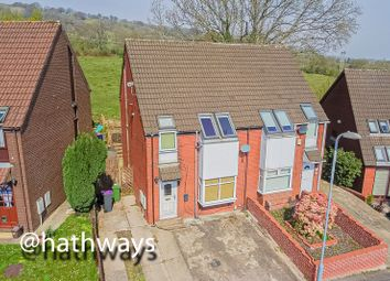 3 bed semi-detached house for sale in Five Locks Close, Pontnewydd, Cwmbran NP44
