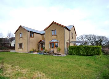 Thumbnail 5 bed detached house for sale in The Meads Drive, Hook, Haverfordwest