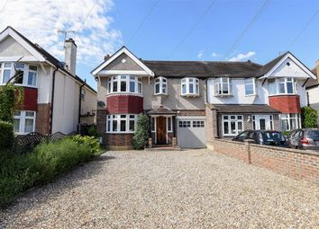 Thumbnail 5 bed property for sale in Oldfield Road, Hampton