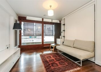 Thumbnail Studio to rent in Frobisher Crescent, Barbican