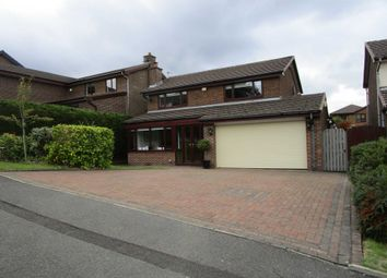 4 bed detached house for sale in Harden Hills, Shaw, Oldham OL2