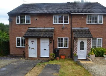 Thumbnail 2 bed terraced house to rent in Chives Way, Swindon