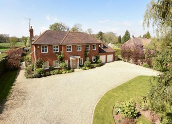 Thumbnail 5 bed detached house for sale in Shepherd's Green, Henley On Thames