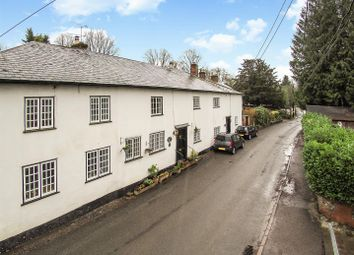 Thumbnail 3 bed cottage for sale in Thruxton, Andover
