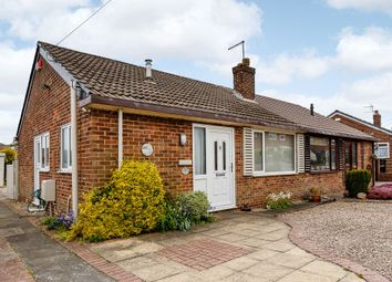 Thumbnail 2 bed semi-detached house for sale in Thoresby Drive, Gomersal, West Yorkshire