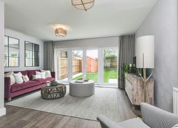Thumbnail 4 bedroom semi-detached house for sale in Broadwater Gardens, London