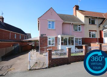 Thumbnail 3 bed end terrace house for sale in Widgery Road, Whipton, Exeter