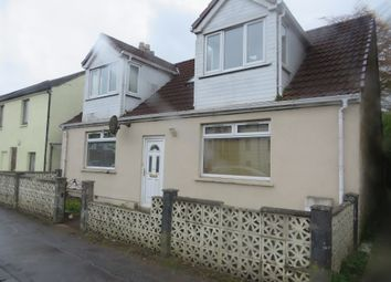 Thumbnail 3 bed detached house for sale in Main Street, Renton, Dumbarton