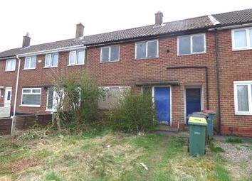 Thumbnail 3 bed terraced house for sale in Ingleton Road, Ribbleton, Preston, Lancashire