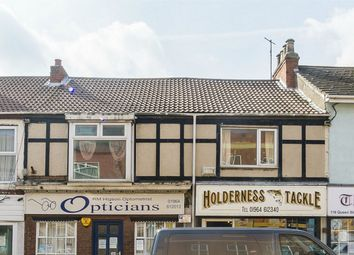 Thumbnail 3 bed flat for sale in Queen Street, Withernsea, East Riding Of Yorkshire