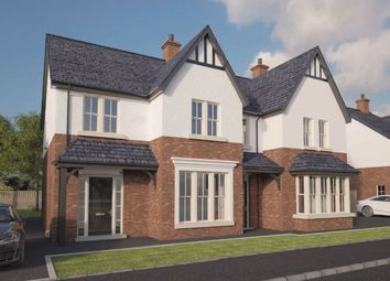 Thumbnail 4 bed semi-detached house for sale in Golden Gate, Upper Station Road, Greenisland