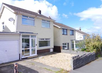 Thumbnail 3 bedroom detached house for sale in Ael Y Bryn, Penclawdd, Swansea