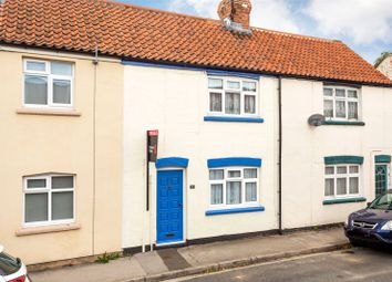 Thumbnail 2 bed terraced house for sale in Coppergate, Riccall, York, North Yorkshire