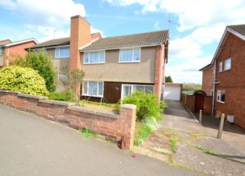 Thumbnail 3 bed semi-detached house for sale in Eastern Avenue North, Kingsthorpe, Northampton