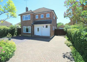 Thumbnail 4 bed detached house for sale in Croft Way, Horsham