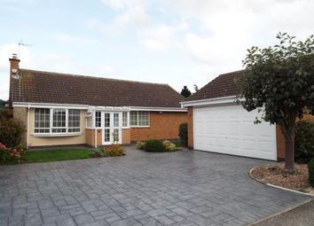 Thumbnail 3 bed bungalow for sale in Beaumaris Drive, Gedling, Nottingham