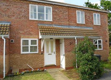 Thumbnail 2 bedroom terraced house to rent in Daubeney Avenue, Saxilby, Lincoln