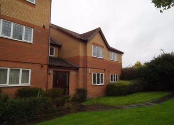 Thumbnail 1 bed flat to rent in Edison Drive, Upton, Northampton